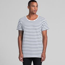 Mens Wire Stripe Tee Thumbnail