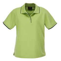 BIZ COLLECTION Womens Elite Polo Thumbnail