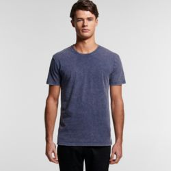 Mens Stone Wash Staple Tee Thumbnail