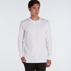 AS COLOUR Base Long Sleeve Tee Thumbnail