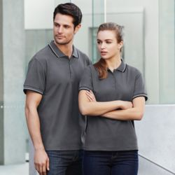 BIZ COLLECTION Mens Cambridge Polo Thumbnail