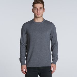 AS Colour Mens Simple Knit Thumbnail