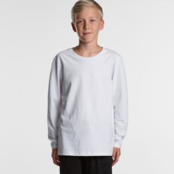 Kids & Youth Long Sleeve Tee Thumbnail