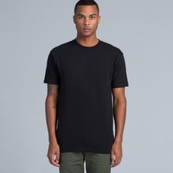 AS COLOUR Mens Block Tee Thumbnail