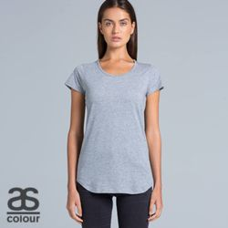 100+ AS COLOUR Womens Mali Tee Thumbnail