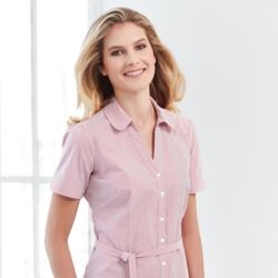 BIZ COLLECTION Womens Berlin Y-Line Shirt Thumbnail