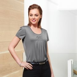 BIZ COLLECTION Women Deco Top Thumbnail