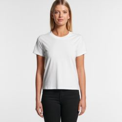AS COLOUR Womens Cube Tee Thumbnail