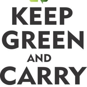 Keep Green   Carry on Thumbnail