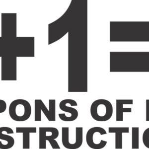 1+1 weapon of math instruction Thumbnail