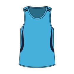 Mens Flash Singlet Thumbnail