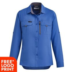Womens Outdoor L/S Shirt Thumbnail